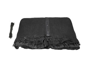 Upper Bounce UBNET-14FG-4 Replacement Trampoline Safety Net, 14-