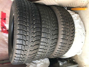 Michelin x ice 195/70 r15
