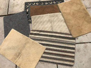 Floor Mat/Shoes Organizers/ Moving paper/Hanger/Fabric