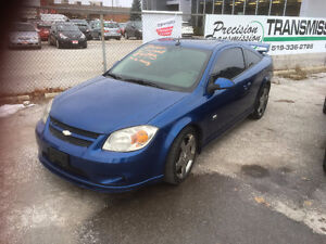 2005 Chevrolet Cobalt SS Supercharged Coupe (2 door)