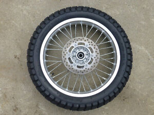 DR-Z 400 S Rear Wheel