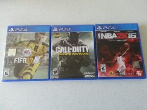 PLAYSTATION PS4 GREAT GAMES FOR SALE (2)