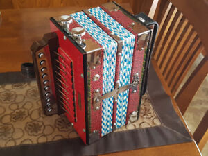 Accordeon a vendre