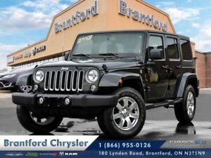 2017 Jeep Wrangler Unlimited UNLIMITED  Heated seats-navigation-