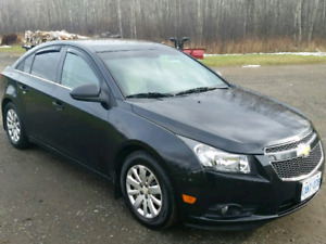 2011 Chevrolet Cruze - SAFETIED
