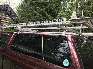 Power Boat Rack