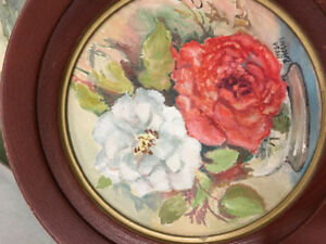 2 Linda Biagrave original paintings