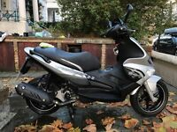 2015 Gilera Runner 125. low mileage and best example !