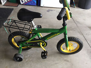 John Deere 12 inch Bicycle