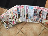 29 Ideal Home House Beautiful and Psychologies magazines