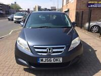 2007 Honda FR-V 2.2i-CTDi ( 17in Alloys ) DIESEL MOT 2 Owners Low Miles