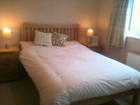Fully furnished double room for rent in a large comfortable modern detached home
