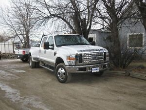 2008 Ford F-350 Lariat One Ton Dually Truck Fully Loaded EXTRAS