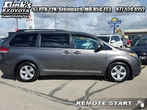 2014 Toyota Sienna LE   - Certified