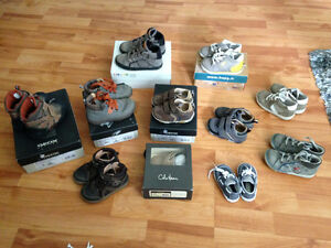 Boys Geox,Bopy,Sperry,Cole Haan Shoes Different Sizes!!