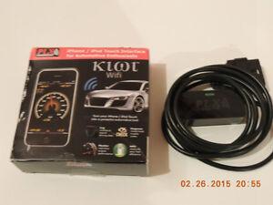 PLX Kiwi Wireless ODB-II Scanner for iPhone & iPod