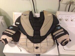 Bauer Supreme Pro Sr chest protector