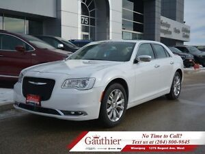 2016 Chrysler 300C AWD w/Panoramic Sunroof  - Low Mileage
