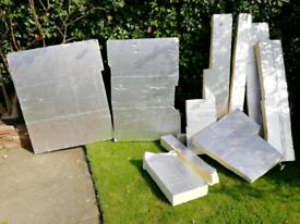 Celotex insulation 100mm off-cuts