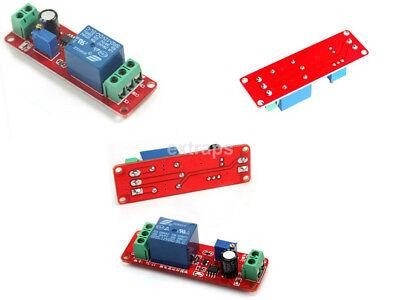 Ne555 Dc 12v Delay Relay Shield Timer Switch Adjustable Module Genuine Us