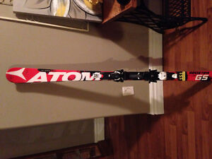 ATOMIC REDSTERS JR GS RACE SKI
