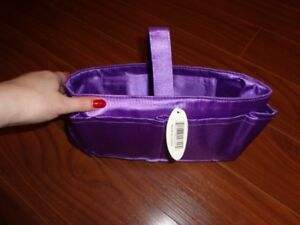 New! Purse / bag organizer