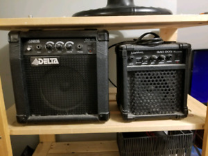 Delta and washburn amplifier