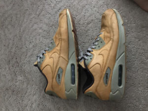 Nike Airmax-Wheat colourway Size 11.5