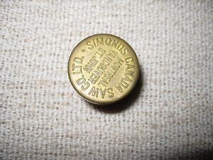Brass mini silver solder box ~ Simonds Canada