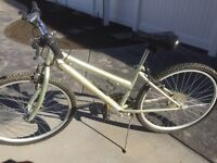 Girls bicycle for sale.