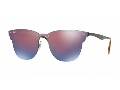 Sonnenbrille Ray ban Blaze new clubmaster RB3576N cod. farbe 153/7V