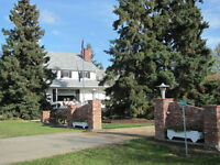Country Home on a Beautiful Acreage **Price Reduced**