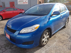 2009 Toyota Matrix XR Wagon***$7490+TAX***Accident Free***