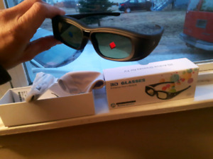 3d glasses ordered from China. Never used.