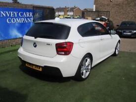 2012 BMW 1 Series 1.6 116i M Sport Sports Hatch 3dr