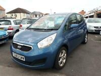 2013 Kia Venga '2' 1.6 Automatic 5-Door From £6,695 + Retail Package HATCHBACK P