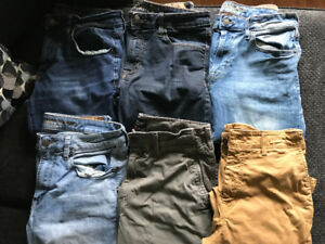 American Eagle Jeans and Khakis