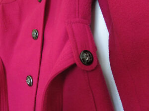 Womens Pink Winter Jacket Size Small London Ontario image 4
