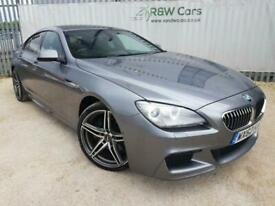 image for 2012 BMW 6 Series 3.0 640D M SPORT GRAN COUPE 4d 309 BHP Coupe Diesel Automatic