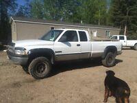 2000 Dodge Power Ram 2500 Pickup Truck