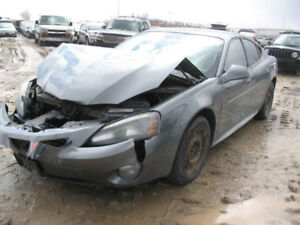 NOW AVAILABLE 2004 PONTIAC GRAND PRIX@ PICNSAVE WOODSTOCK