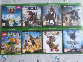 Xbox One Games - £10 Each