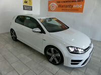 Volkswagen Golf R 2.0 TSI 300 4X4 BMT s/s AUTOMATIC DSG WITH PADDLE SHIFT
