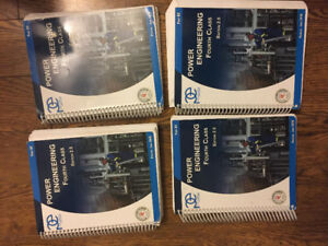 CPET/PETC all four Fourth Class textbooks included