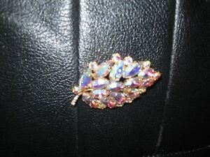 Aurora Borealis Broach - from estate