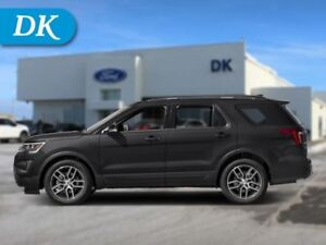 2017 Ford Explorer Sport AWD **Qualifies For New Vehicle Incenti