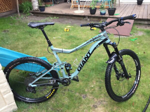 2015 Giant Trance SX All Mountain Bike