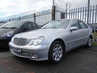 Mercedes-Benz C200K 1.8 Automatic 2005 Elegance +1 OWNER + FULL SERVICE HISTORY