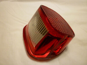Harley Electra glide tail light