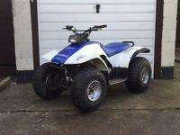 Yamaha yfa 125 quad